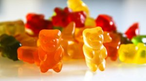 Gummy-Candy-in-the-Shape-of-Bears